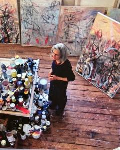 Nancy Lasar, Artist